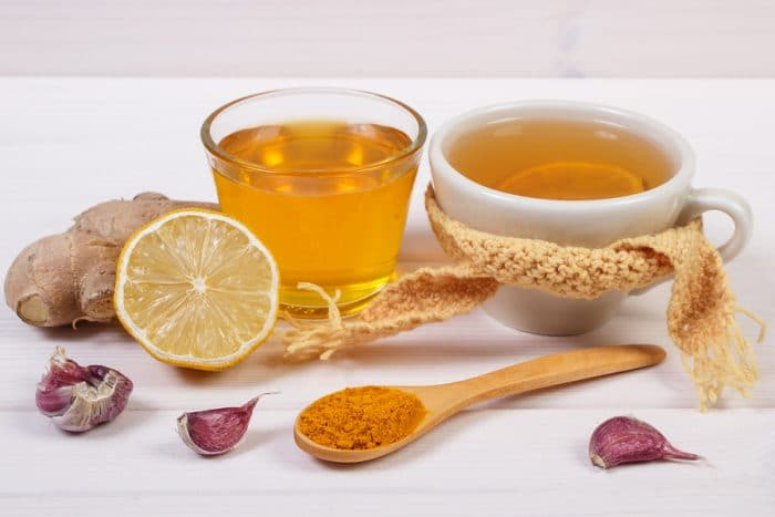 foods that fight colds and boost immunity