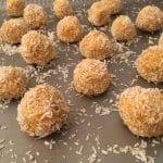 Golden Milk Energy Balls